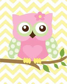 owl art owl nursery owl wall decor nursery wall by LittleAnchorArt