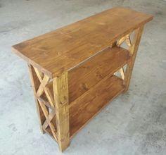 Reclaimed Hallway Table