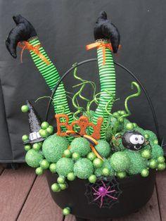 Witch Legs-Halloween Decoration