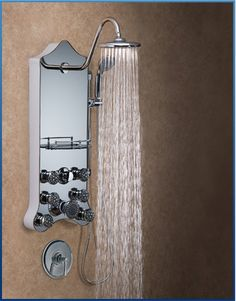 Jetproshowers.com Love this shower upgrade with no need to remodel