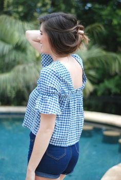 August Style Tips: Baby Blues