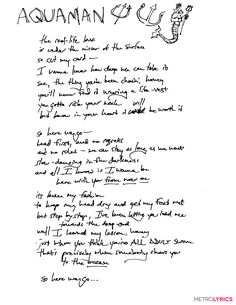 Walk the Moon Aquaman Love Songs Lyrics, Song Quotes, Music Lyrics, I Love Music, Music Is Life, Walk The Moon Lyrics, 80s Songs, Top Wedding Photographers, One Republic