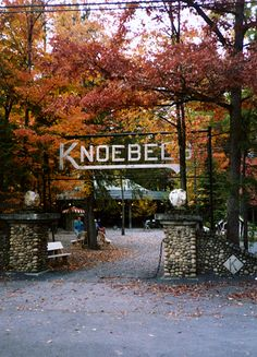 Knoebels Grove in the fall. Is there anything better?