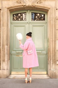 Feminine Prettiness and cotton candy