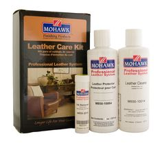 Mohawk Finishing Products Leather Care Kit (1 Kit)