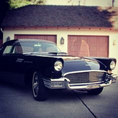 Ford Thunderbird 1957 .. must have <3 #ford #thunderbird #1957 #must #have #this #car #mafia #smith #thunderbolt #drive #amazing #best #Padgram