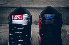 "Air Jordan 1 Retro High is OG ""Top 3"""