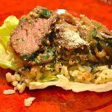 Grilling Yum Nua Salad?  Missoula's master griller, Paul Sidoriak tells you how.  http://www.makeitmissoula.com/2013/01/on-the-grill-yum-nua-salad/