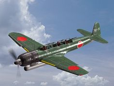 Japanese Fighter Aircraft 7