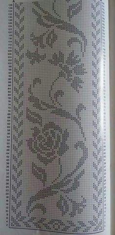 Weaving Patterns, Embroidery Patterns, Knitting Patterns, Crochet Patterns, Crochet Curtains, Crochet Doilies, Crochet Lace, Cross Stitch Borders, Cross Stitch Charts