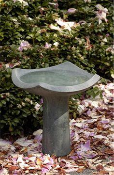 Oslo Birdbath