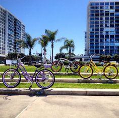 Pedego Electric Bikes spotted in Coronado, CA