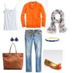 Orange and Lapis