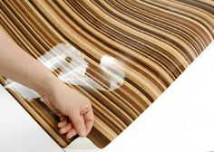 Description : Made in South Korea. Size : 61.5cm(2.00 Feet) X 200cm(6.56 Feet) Thickness : approx 0.24mm Material : PVC (By receiving the Eco-Labels, ECK-USA products have no detection of harmful heavy metals over standard value.) Feature : Waterproof, High Glossy Finished , Eco-friendly product , Easy removal w/o residue. Application : Wall decoration, cabinets and drawers, counter tops, bookshelves, closet shelving, and pantry areas  Peel & Stick Self adhesive easy installation as ...