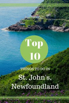 Located on the island of Newfoundland in the Atlantic Ocean, the city of St. John's is known for its colourful buildings, vibrant culture and friendly locals.