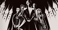 Image result for six of crows inej and