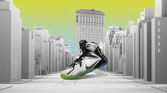 Nike LeBron 12 Inspiration: New York's Flatiron Building - Nike Basketball Unveils Collection for the NBA All-Star Game