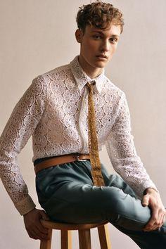 Dylan Bell by Horacio Hamlet - Models.com