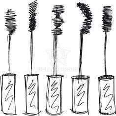 Makeup ilustração