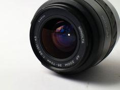 ♥ SONY ALPHA 1: 3.5 / 22 - 4.5 f = 35 - 70 Minolta ObjektivKonica TOP Zustand in Foto & Camcorder, Objektive & Filter, Objektive   eBay
