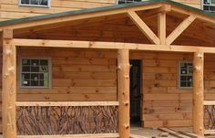poarch ideas   log post beam porch this porch structure has been designed
