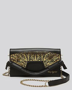 Foley + Corinna Crossbody - Plated City On A String | Bloomingdale's