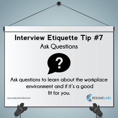 Feel comfortable to ask a question?  #InterviewTips #LinkedInProfile #Personalbranding #ProfessionalResume   http://www.resume-labs.com/linkedin_profiling/company
