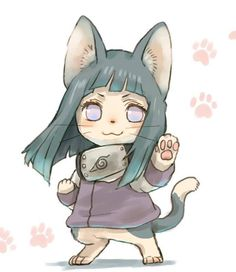 Hinyata aww those paws!!