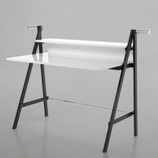 Počítačový stôl Megan, 125 cm