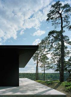 Villa Abborrkroken i Överby Architects