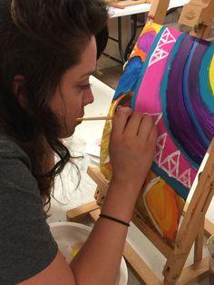 Santa Fe Art Classes #1339