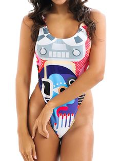 caf6a23dc4e Backless Plunge Cut Out SwimsuitsBackless Plunge Cut Out Swimsuits Cut Out  Swimsuits, Vintage Swimsuits,