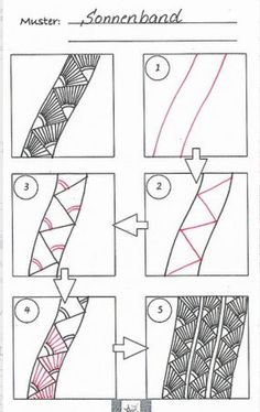 zentangle patterns doodle drawings easy zen doodles zentangles tangle pattern op doodling