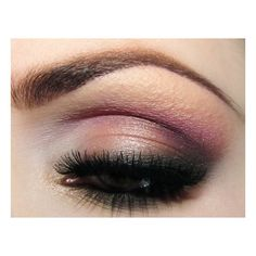 Seductive Pink | Idea Gallery | Makeup Geek ❤ liked on Polyvore