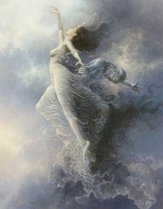 mermaid | ocean | Magical surrealism | art | tomasz alen kopera