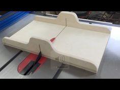 Diy table saw sled Super Ideas Woodworking Table Saw, Jet Woodworking Tools, Woodworking Jigsaw, Woodworking Workshop, Woodworking Techniques, Woodworking Crafts, Woodworking Furniture, Table Saw Jigs, Diy Table Saw