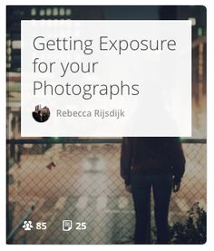 You take photos, that's great. How about getting them out there? This playlist is a collection of articles on marketing your photographs. #photography