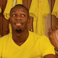 Únete al equipo de fans de fútbol definitivo con Usain Bolt y Visa y consigue fantásticos premios #Bolt11