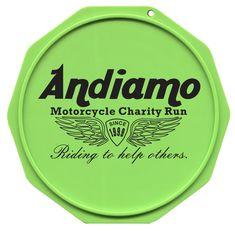 The Original Custom Imprinted Motorcycle Coaster® Charity Run, Coasters, Motorcycle, Coaster, Motorcycles, Motorbikes, Engine