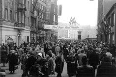Leipziger Frühjahrsmesse 1961 - Petersstraße