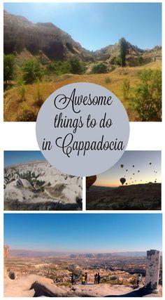 Exploring Cappadocia in All Angles: Awesome Things To Do in Cappadocia, Turkey | Two Monkeys Travel Group