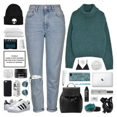 """""""2:48 AM"""" by novalikarida ❤ liked on Polyvore featuring Topshop, adidas Originals, MANGO, Dot & Bo, Rodin Olio Lusso, Crate and Barrel, NARS Cosmetics, Inglot, Colbert MD and Koh Gen Do"""