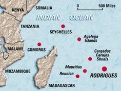 Rodrigues Island 3B9EME DX News