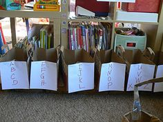 community helpers- delivery mail by sorting by beginning letter