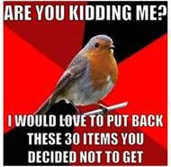 retail robin - Bing Images - Life in Retail - Humor Funny Memes About Work, New Funny Memes, Memes Funny Faces, Work Memes, Work Quotes, Work Humor, Memes Humor, Funny Quotes, Funny Work