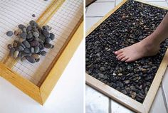 36 Amazing Ideas Adding River Rocks To Your Home Design