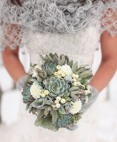 Ultimate Inspiration Guide for Succulents at your Wedding | Bridal Musings Wedding Blog 9