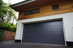 So you intend to get a garage doors as well as be a professional your first time out. We help the procedure of locating the best garage door ideas here! Cheap Garage Doors, Black Garage Doors, Diy Garage Door, Garage Door Makeover, Wood Garage Doors, Old Garage, Garage Door Design, Diy Barn Door, Garage Door Opener