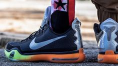 half off 9d639 5d296 Get a good idea of how the Kobe look when they re actually worn.