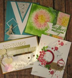Just Sponge It: Off the Grid Thanks Card